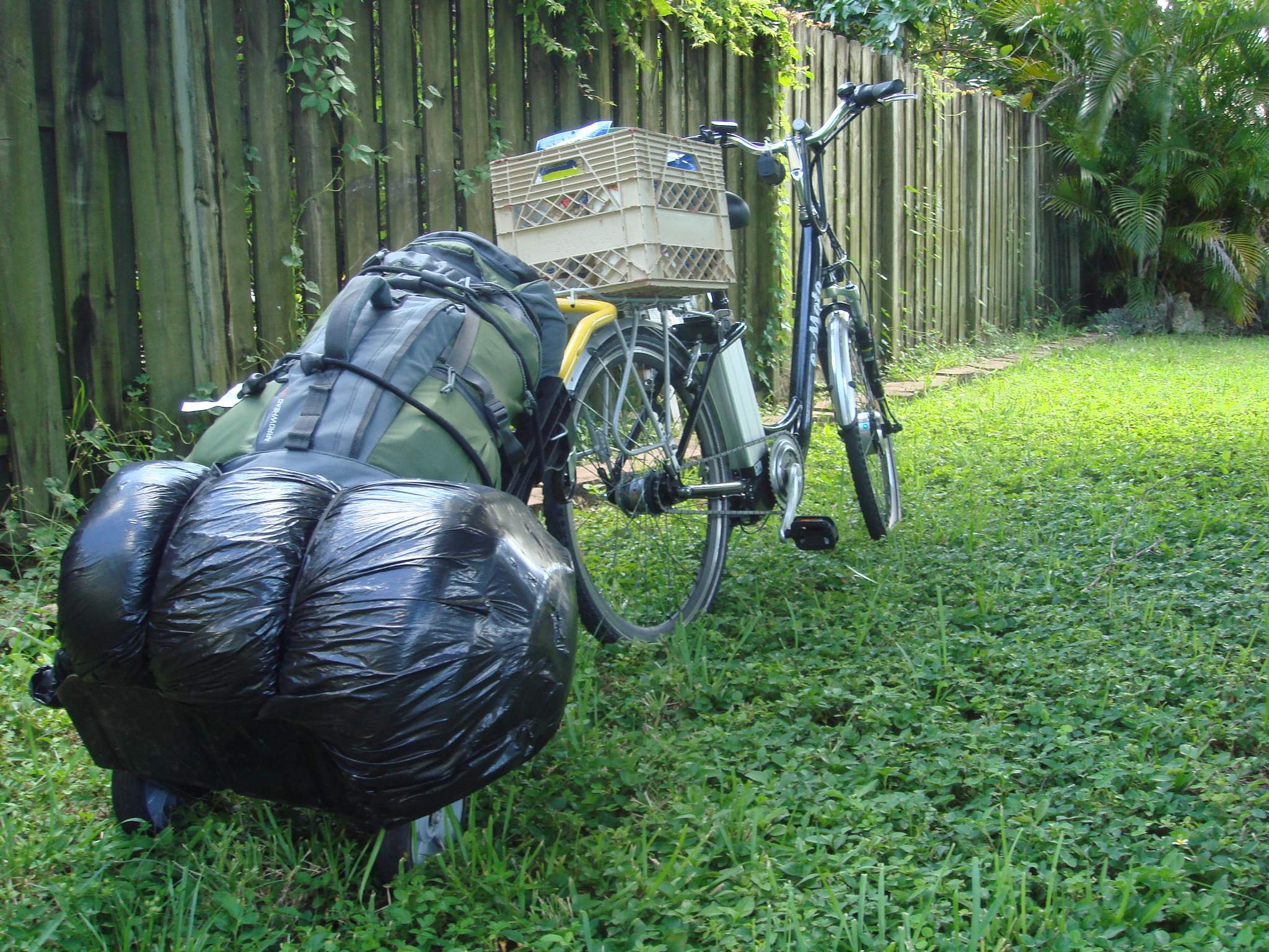Bug Out Cart : Prepping on a budget bug out bike alternate means of