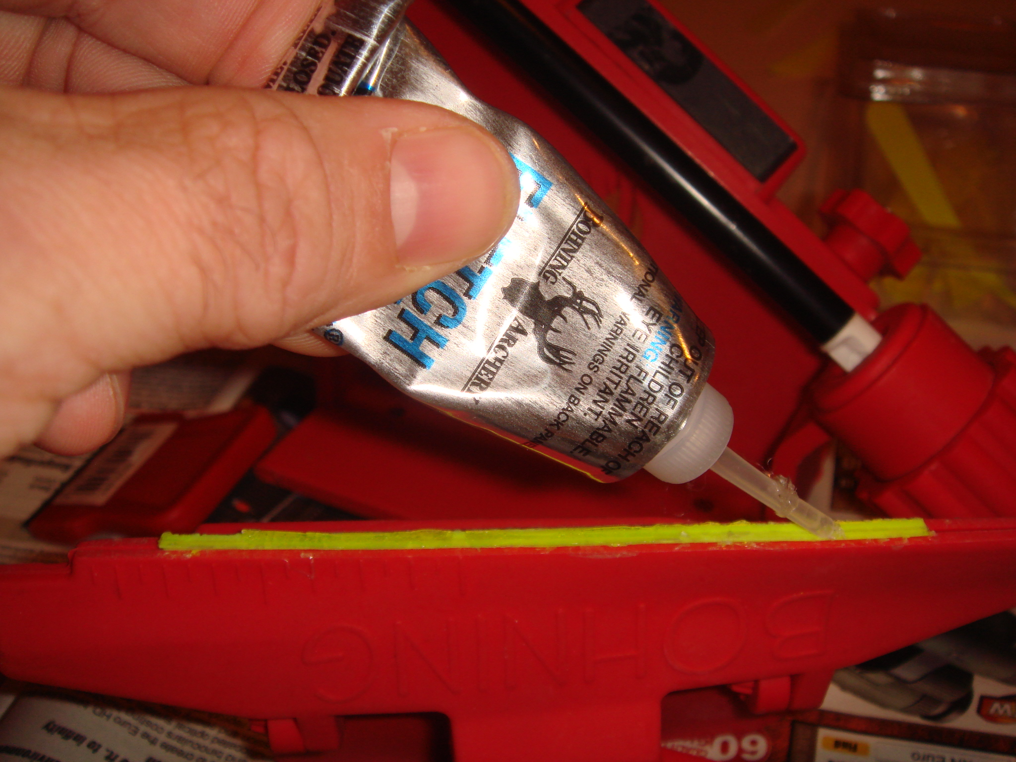 how to make your own crossbow bolts