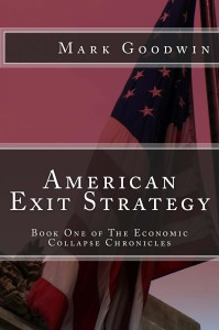 Audio Book Edition Now Available for American Exit Strategy, Book One of The Economic Collapse Chronicles